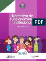 Normativa de Funcionamiento Institucional Doc_5