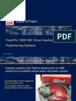 FoamPro 1600 1601 Systems_1