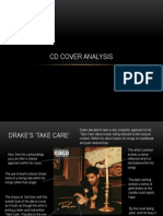 CD Cover Analysis