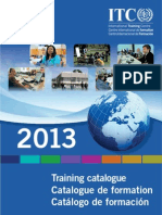 CFI OIT Course Catalogue 2013