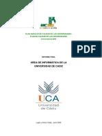 CEI 0700 Informe Final Area Informatica