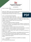 Lei No 5.810 - RJU Dos Servidores Publicos Do Estado Do Para -DIARIO OFICIAL No. 31660 de 06052010