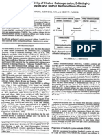 JFS Vol 62 Is 02 MAR 1997 pp 0406-0409 ANTIBACTERIAL ACTIVITY OF HEATED CABBAGE JUICE, S-METHYL-L-CYSTEINE SULFOXIDE AND METHYL METHANETHIOSULFONATE.pdf