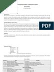 Dinda Microeconomics Outline 1214