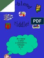 r Blend Riddle