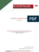 Contexto Internacional de LA EDUCACION