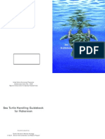 Sea Turtle Handling Guidebook- English