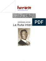 LA RUTA INTERIOR = H - Hesse.doc