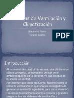 Sistemas de Ventilación y Climatización