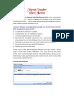 Journal Voucher