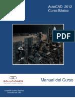 Manual de AutoCAD BÁSICO VERSION 2012