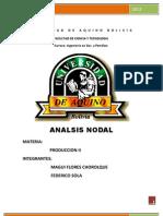 Analisi Nodal