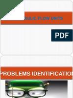 Hydraulic Flow Units part 1