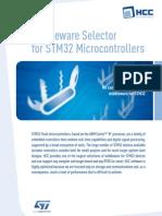Middleware Selector STM32