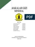 Mineral Ok