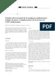 Analgesia Epidural Parto