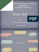 El Estudio de Los Adolescentes y Su Desarrollo. El Caso Obra G. Stanley Hall 28 Agosto