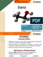 Presentación Etanol