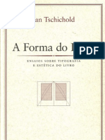 A Forma Do Livro Jan Tschichold
