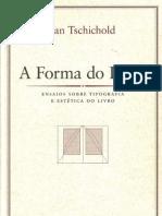 A Forma Do Livro Jan Tschichold