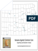 KACC - Local Education Supporters Map