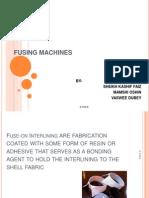 Fusing Machines