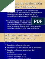Tecnicas Estimac Costo y Esf.2013