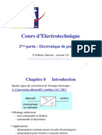 Cours Electronique Puissance Ch0