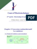 Cours Electronique Puissance Ch3