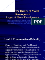 05 Kohlberg's Theory of Moral Development