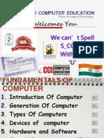 Fundamentals of Computer 1 2003