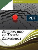 Diccionario de teoría económica