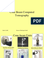 5- Cone Beam Computed Tomography