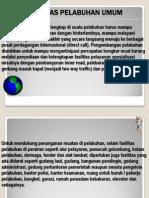 Fasilitas Pelabuhan Umum di Darat (Per 4).ppt