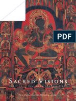 Sacred Visions Early Paintings From Central Tibet