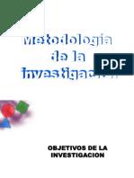 Tema 3 Objetivo, Justificacion e Hipotesis