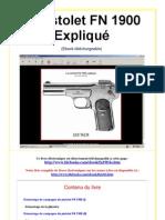 Le Pistolet FN 1900 Expliqué
