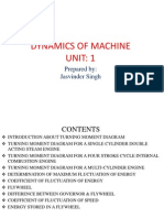 Dynamics of machines Unit-1