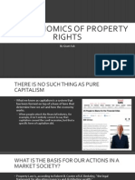 The Economics of Property Rights