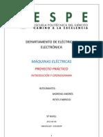 Informe Proyecto Generador