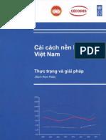 21787 19014 Cai Cach Nen Hanh Chinh Viet Nam Thuc Trang Va Giai Phap-Final