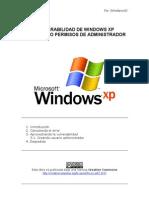 Vulnerabilidad en Windows Xp