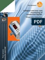 MID Flow Sensor Brochure UK