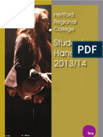 Student Handbook Online 2013 Live