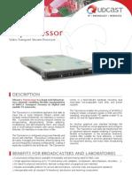 udcast_TSprocessor