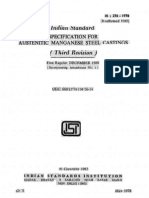 Is-00276_manganese Steel Casting