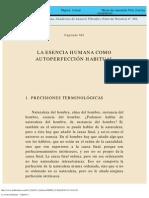 La esencia humana - Capítulo 7