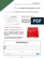 BOLETíN 03 - CUADRO DE MEDICACIÓN