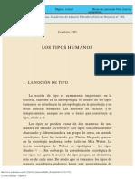 La esencia humana - Capítulo 8