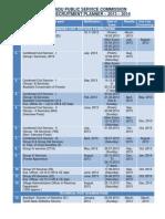 Annual Planner 22-02-2013